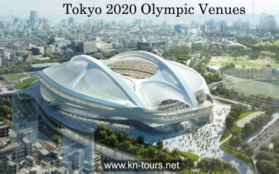 Tokyo 2020 Olympic Venues