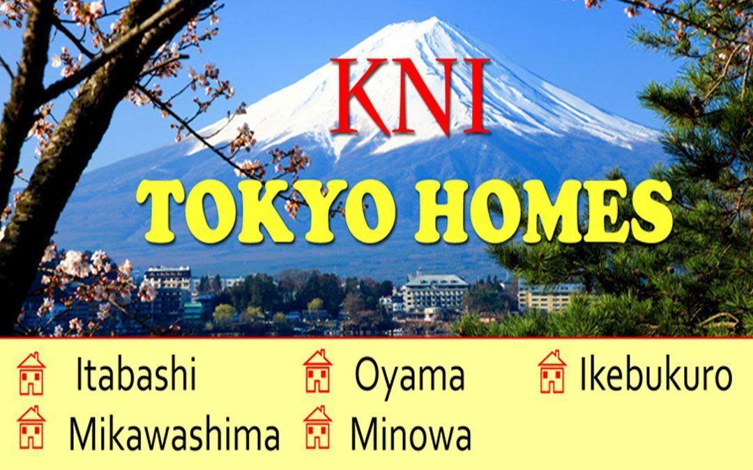 KNI- TOKYO HOMES