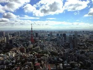 tokyo-roppongi-view